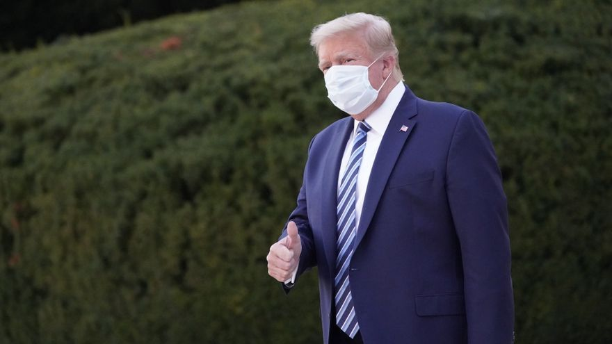 Trump recibió un pago sospechoso de un hotel en plena campaña, según el NYT