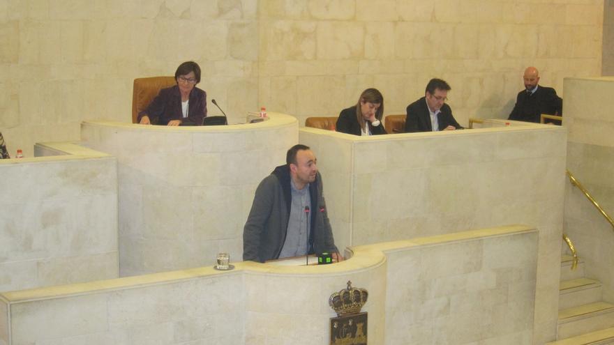 José Ramón Blanco formalizará la próxima semana su renuncia como diputado de Podemos
