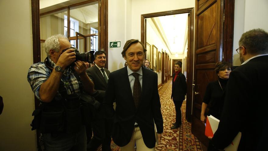 """El PP ve """"deplorable"""" que Iglesias se """"aproveche"""" de su inmunidad parlamentaria para acusarles de """"corruptos"""""""