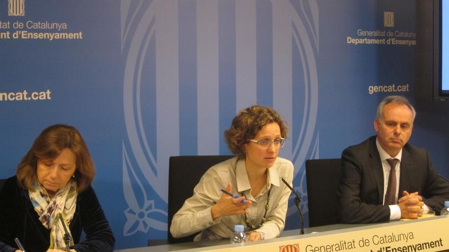 Dimite la 'número 2' de Enseñanza de la Generalitat catalana tras reunirse con la nueva consellera