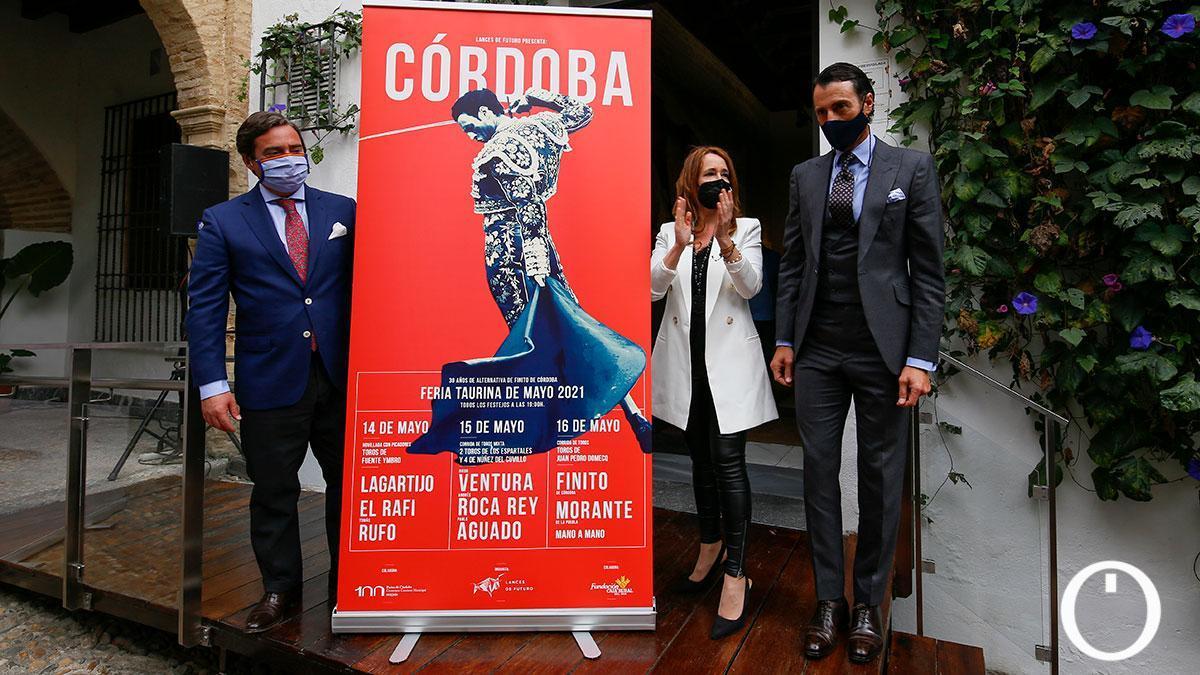 Lances de Futuro presenta los carteles taurinos de Mayo 2021 en Córdoba