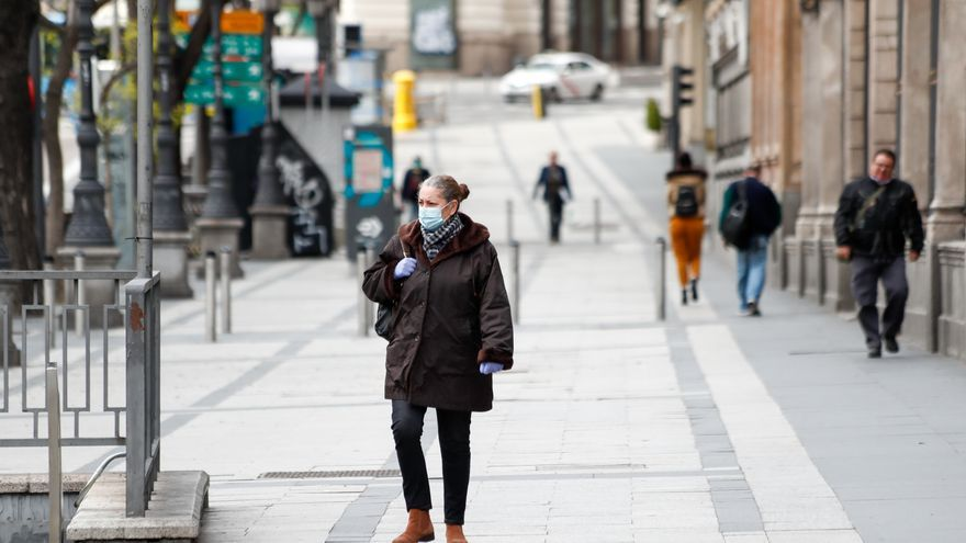El Gobierno regula los paseos a partir del sábado: dos personas ...