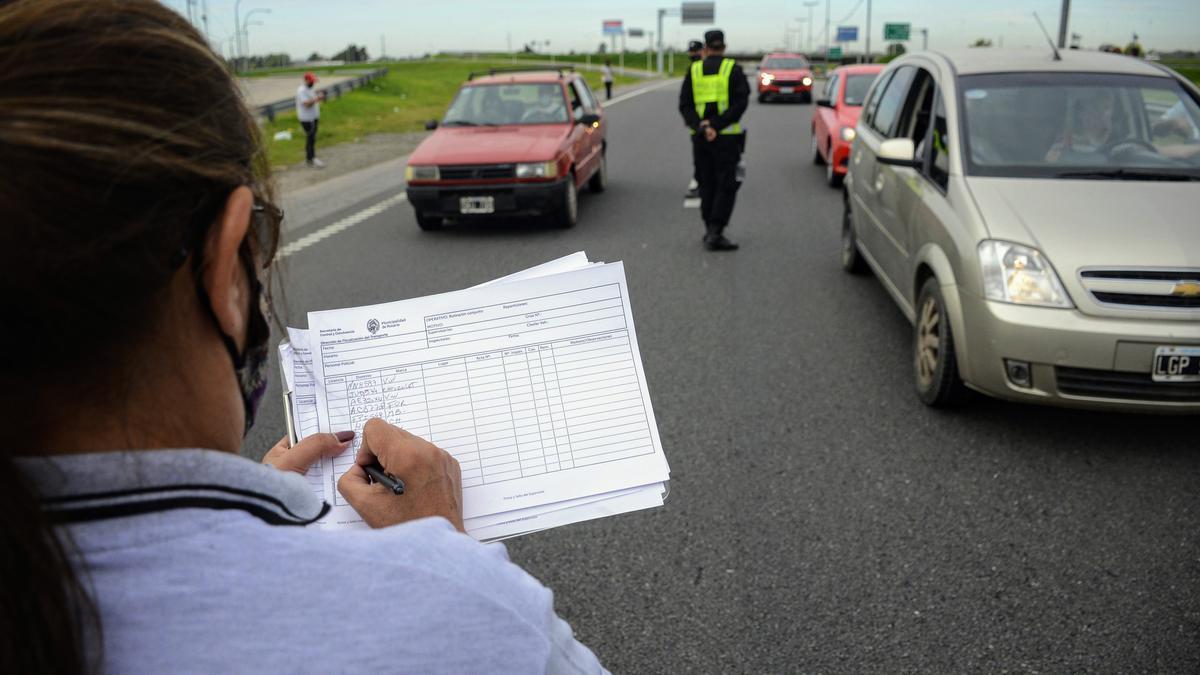 Se reforzaron los testeos en muchos puntos del país.