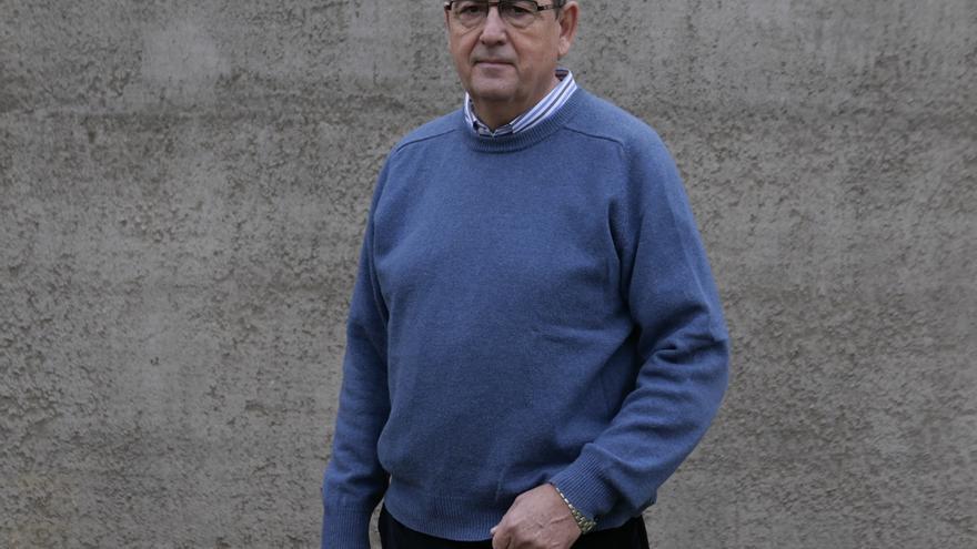 Juan Castellanos, secretario y fundador de la Asociación para la Transparencia Universitaria (ATU).