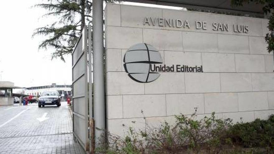 Sede de Unidad Editorial.