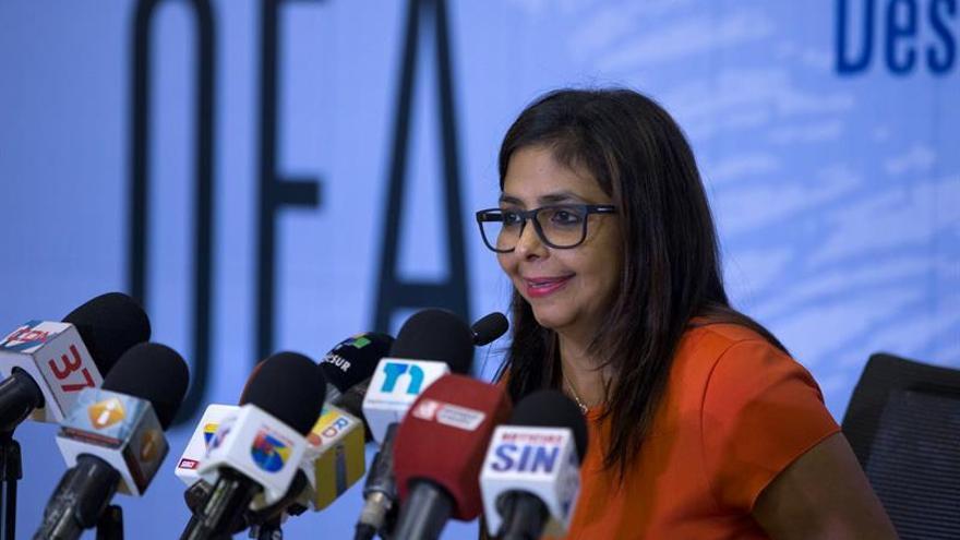 """Venezuela denuncia en la OEA """"acciones injerencistas"""" de Almagro y varios países"""