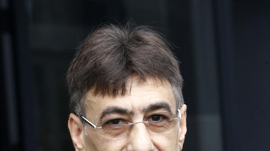 El periodista Gonzalo López Alba