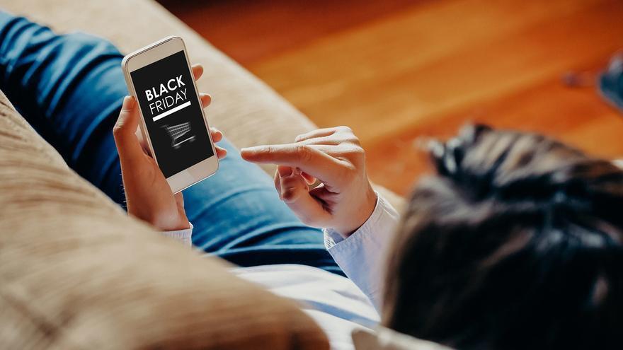 Las compras 'online' de los clientes de BBVA en España crecen un 20,6% interanual en el 'Black Friday' y 'Cyber Monday'