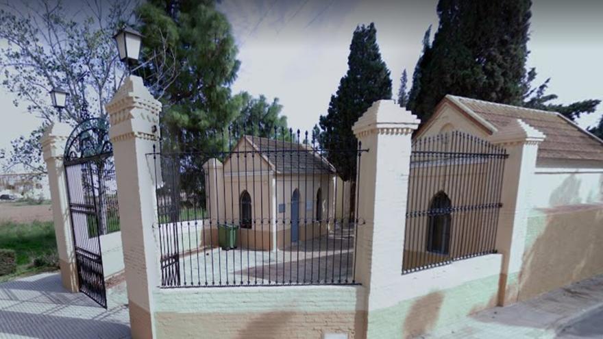 Cementerio La palma
