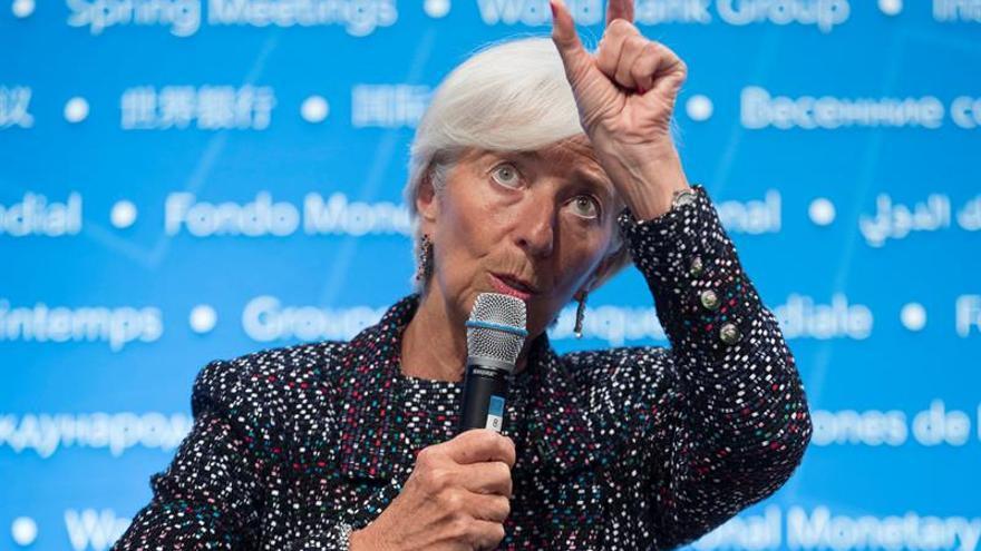 El FMI pide mayor cooperación internacional y destaca incertidumbre en EEUU