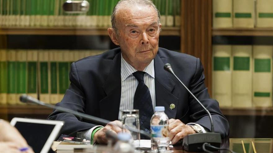 El exdiputado Juan Julio Fernández Rodríguez. EFE/Ramón de la Rocha