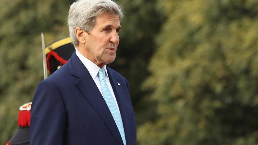 Kerry felicita a Colombia por importante paso hacia la paz con nuevo acuerdo