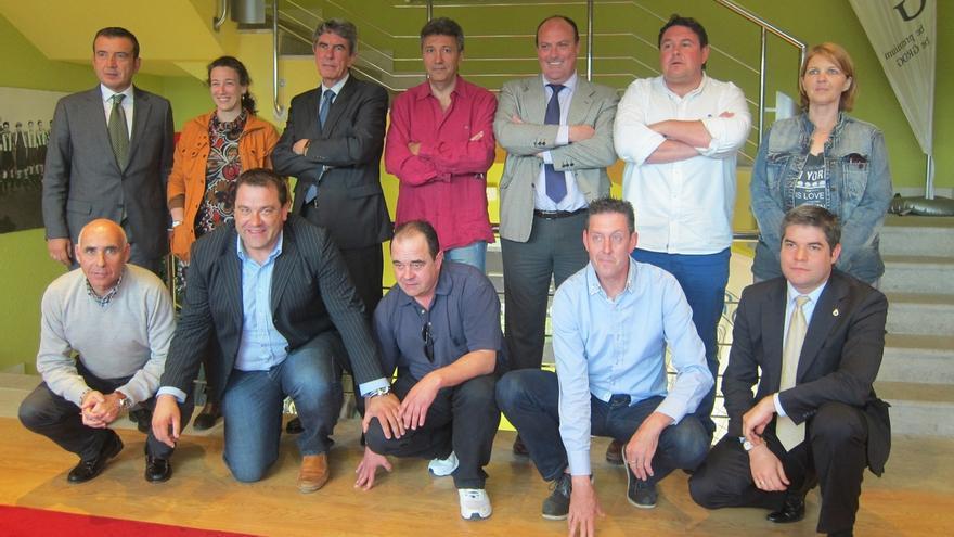 El Racing celebrará una Junta de Accionistas el 14 de junio en el Palacio de Deportes
