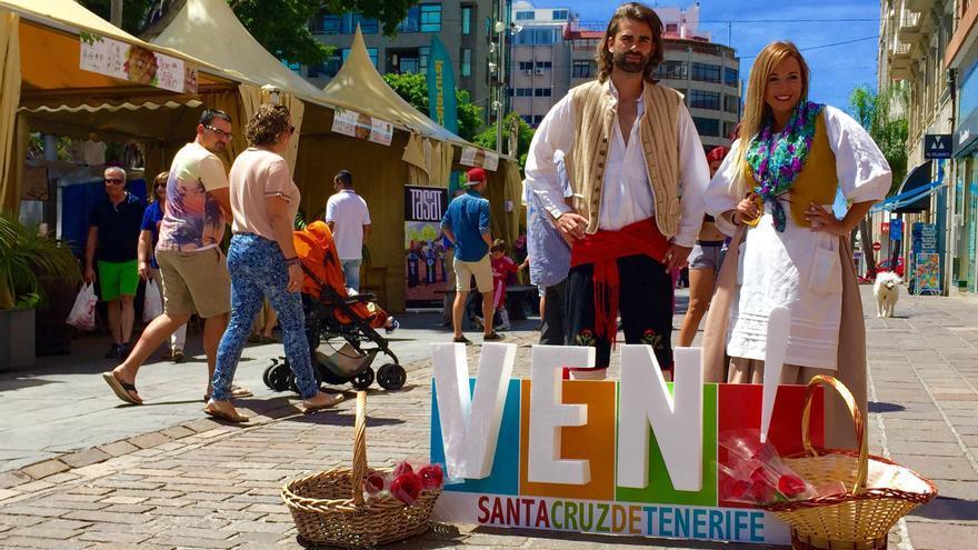 Imagen de una de las últimas ediciones de 'Ven a Santa Cruz'