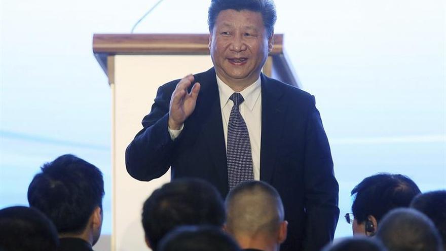 El presidente chino avanza que 2017 será crucial para las reformas económicas