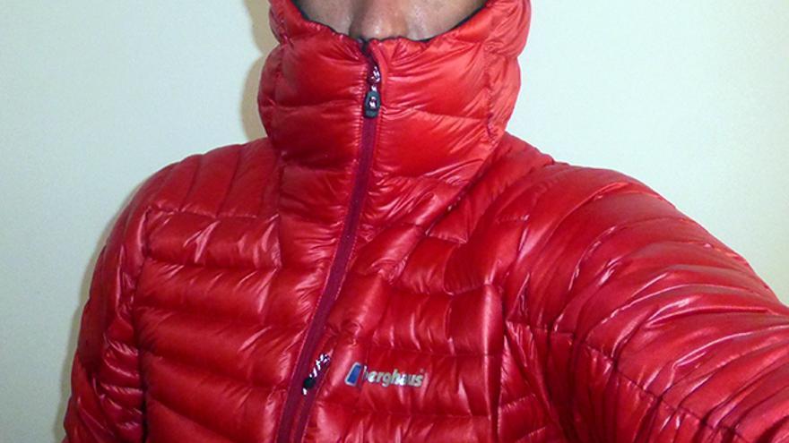 Berghaus micro down jacket
