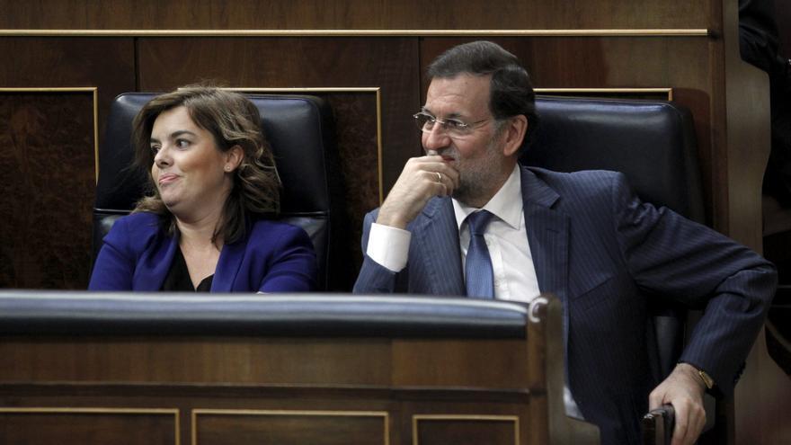 Rajoy volverá a cobrar en 2013 el mismo sueldo que este año, 78.000 euros