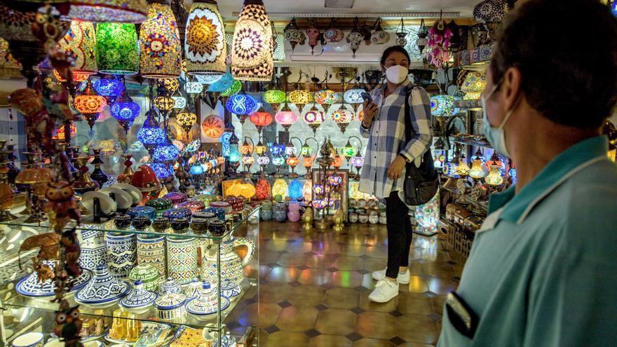 Las ventas del comercio minorista suben en junio el 1,8 % y suman 4 meses al alza