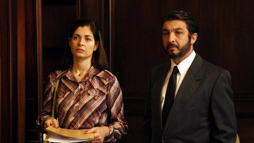 Imagen de la película 'El secreto de sus ojos'.
