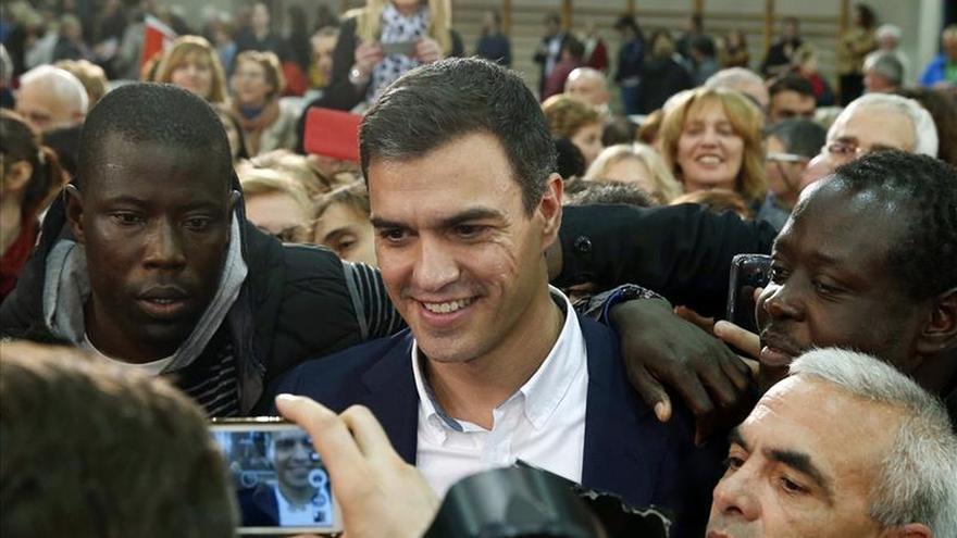"""Sánchez se ve con """"las pilas aún más cargadas"""" para ganar las elecciones"""