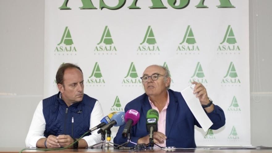 José María Fresneda en rueda de prensa