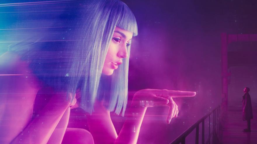 Fotograma del filme 'Bladerunner' 2049'