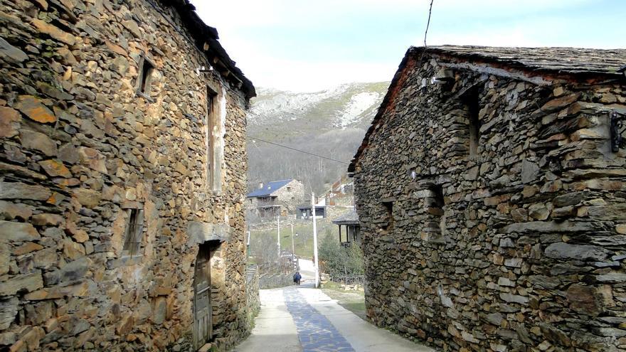 Valverde de los Arroyos es uno de los pueblos negros de Guadalajara