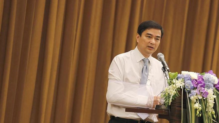 El partido Demócrata rechazará la Constitución militar tailandesa en un referéndum