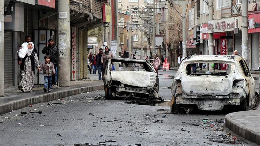 Cinco soldados turcos mueren en un ataque del PKK en el sureste del país