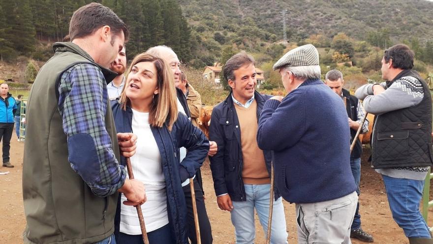 """Buruaga: """"Votar al PP es un 'sí' a la recuperación económica y a parar la crisis que nos acecha"""""""