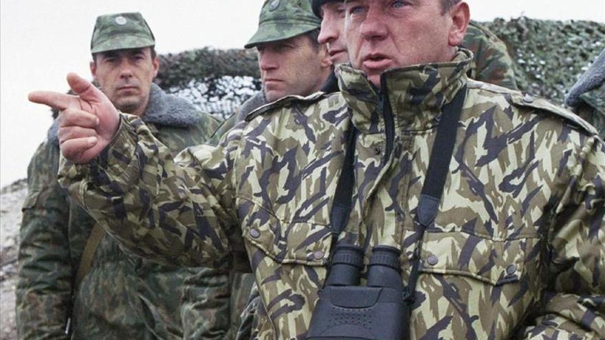 Rusia dice que tiene diez batallones paracaidistas para repeler una amenaza exterior