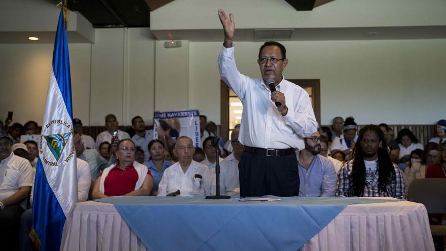 Partido opositor nicaragüense fija plazo para hablar de unidad contra Ortega