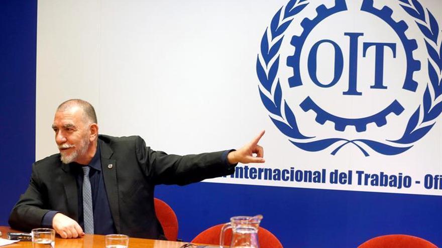 La OIT señala las altas tasas de temporalidad y precariedad laboral de España