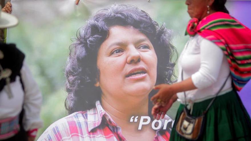 Arrestan a cuatro supuestos implicados en el crimen de la ambientalista Cáceres en Honduras