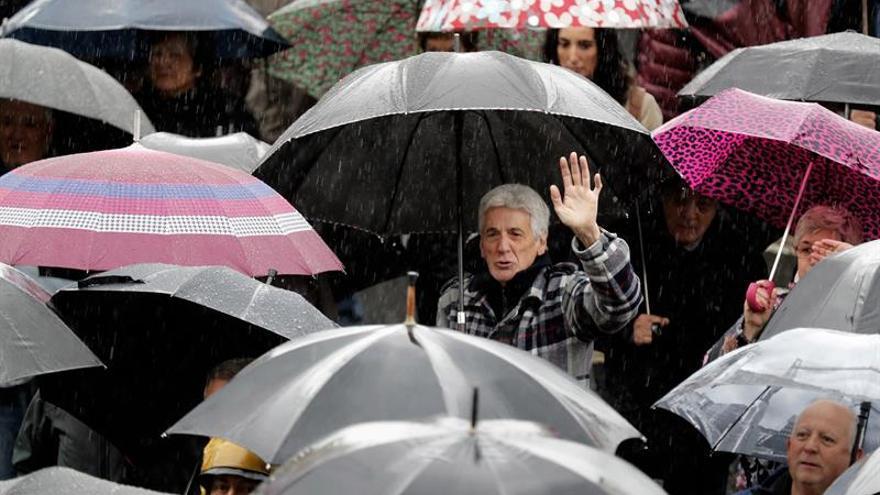 Manifestaciones de jubilados en toda España