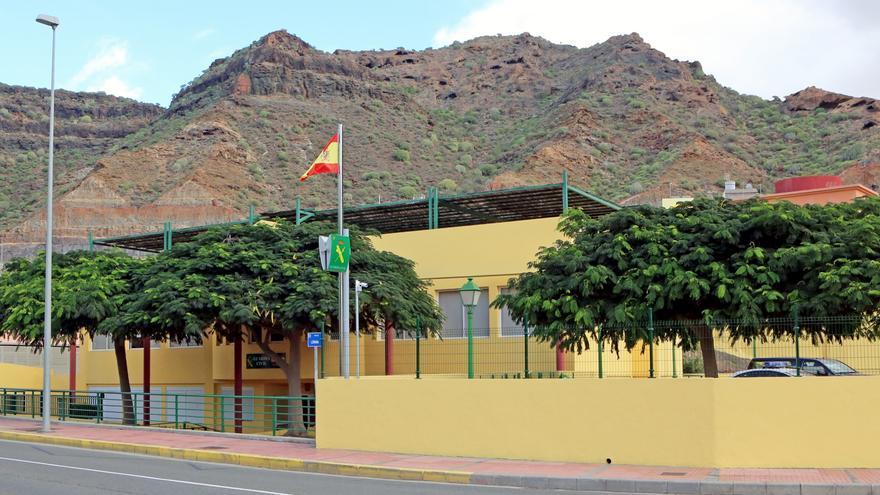 Cuartel de la Guardia Civil en Motor Grande, Mogán
