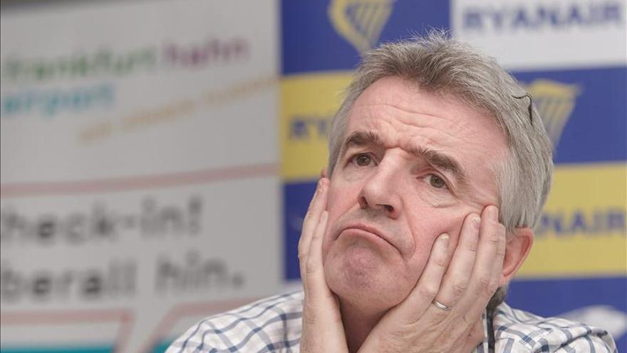 Ryanair gana 602 millones de euros en el primer semestre fiscal, el 1 por ciento más