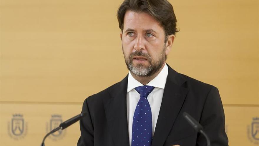 Carlos Alonso, en una imagen de archivo