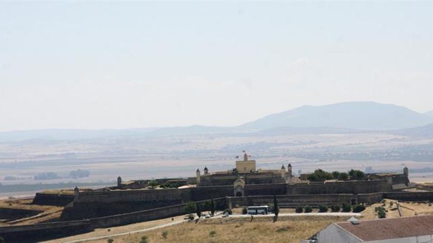 El fuerte de Elvas, el mayor terrestre del mundo, supera las cien mil visitas