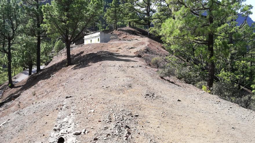 El Gobierno canario acometerá obras de restauración en el norte de La Cumbrecita