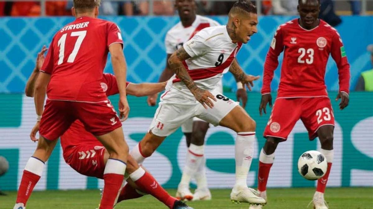 Paolo Guerreo, sin Copa América 2021.