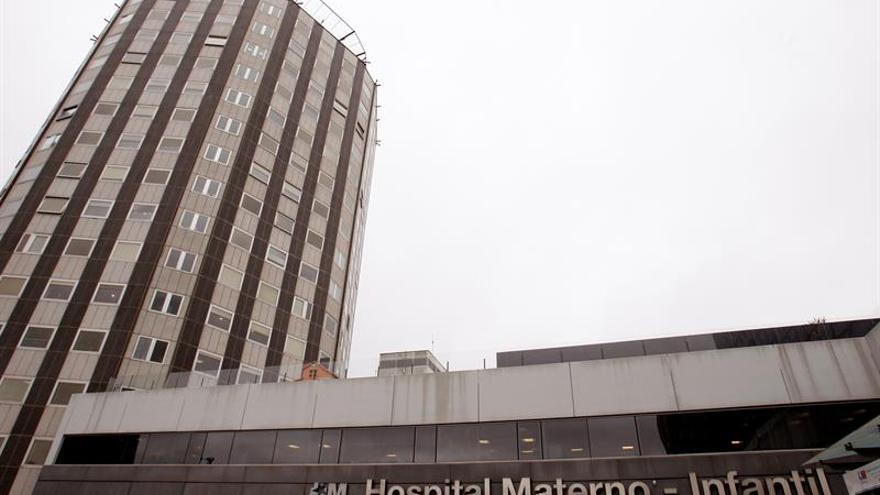 Se cae el sistema informático del hospital La Paz.