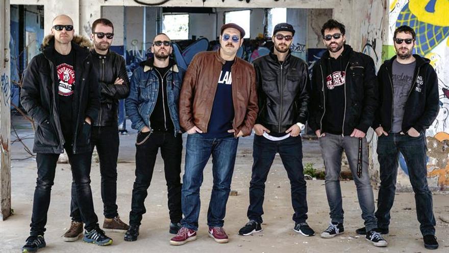 """Riot Propaganda: """"Nos molesta la etiqueta de 'grupo de Pablo Iglesias'"""""""