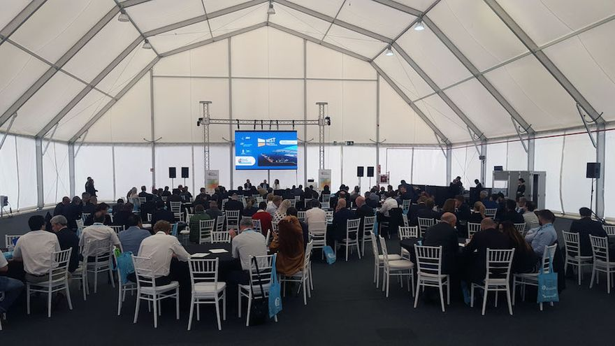 'II Oil&Gas Meeting Day' , en el que 160 profesionales de la industria del petróleo y el gas han debatido en Gran Canaria.