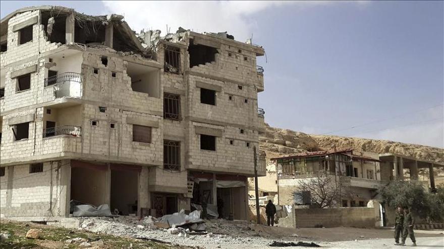 """La ONU acusa al régimen sirio de perpetrar """"masacres"""" de forma deliberada"""