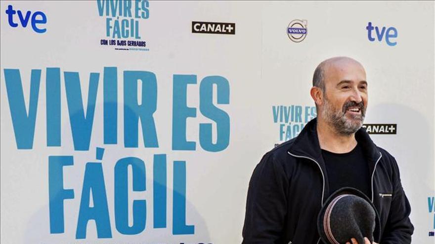 """Javier Cámara afirma que """"el mundo se mueve con pequeñas acciones"""""""