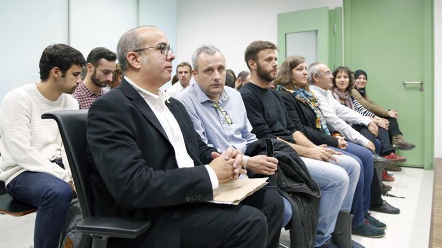 La Fiscalía, partidaria de investigar a Ayuntamiento Badalona por desobediencia