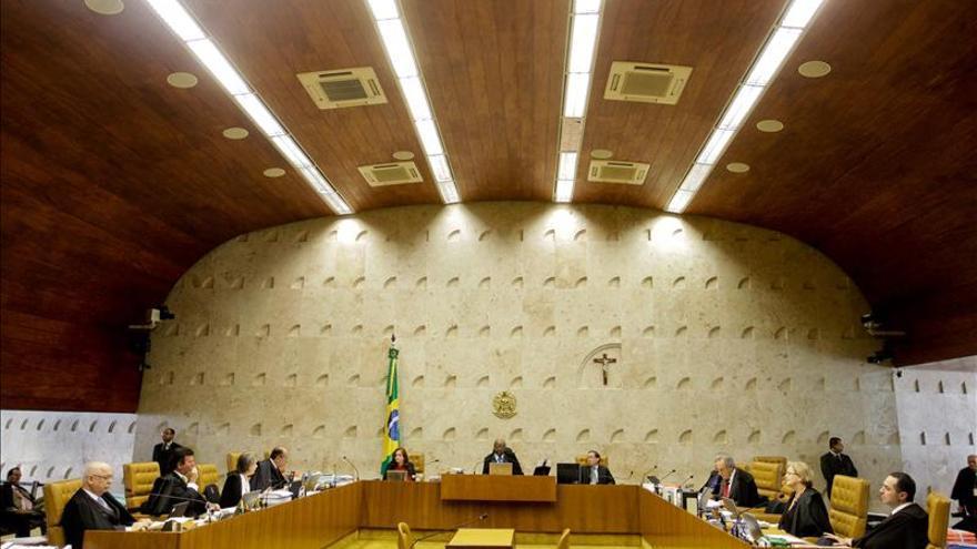 """El Supremo de Brasil ordena ejecutar las penas del """"juicio del siglo"""""""