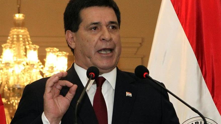 El presidente de Paraguay insta a denunciar los abusos contra menores y adolescentes