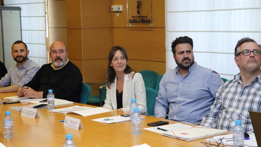 Reunión Mesa Regional del Plan de Garantías Ciudadanas